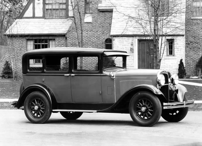 Dodge brothers blog for 1929 dodge 4 door